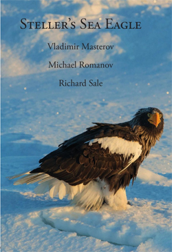 Steller's Sea Eagle book in English, second edition